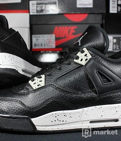 """Air Jordan Retro 4 """"Oreo"""" GS"""
