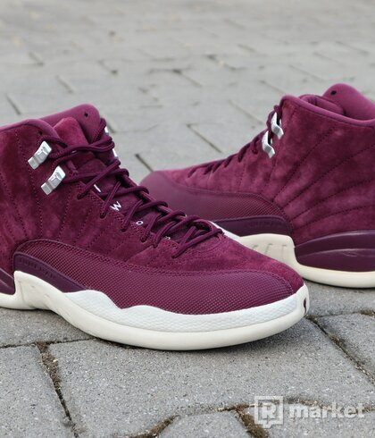 Nike Air Jordan 12 Retro Bordeaux - vel. 42