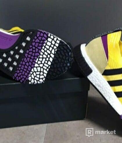 Adidas -NMD Racer_PK (Yellow)