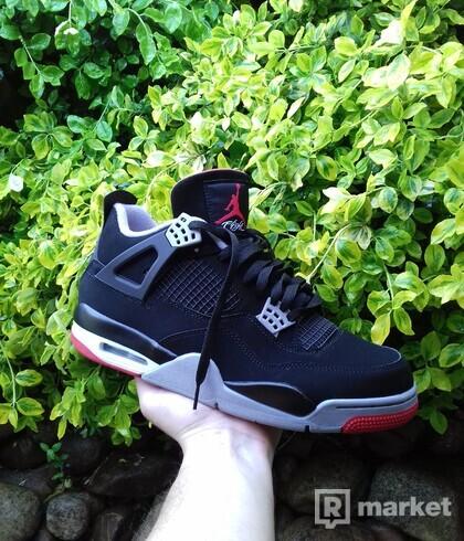 """Air Jordan 4 OG """"Bred"""""""