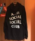 Wts-Anti social social club hoodie / mikina