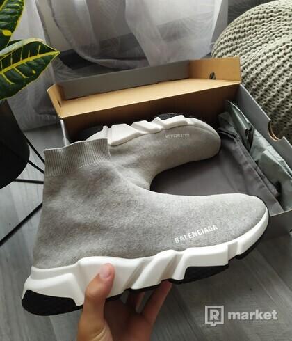 Balenciaga speed Grey