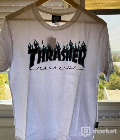 Thrasher flame