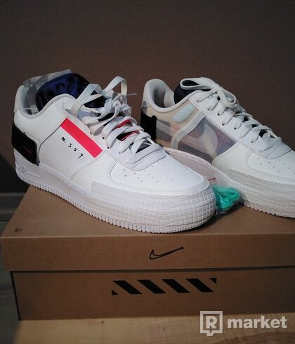Air force-1 low type white