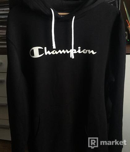 Champion mikina cierna