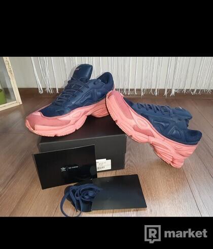 Raf Simons - Navy blue/pink