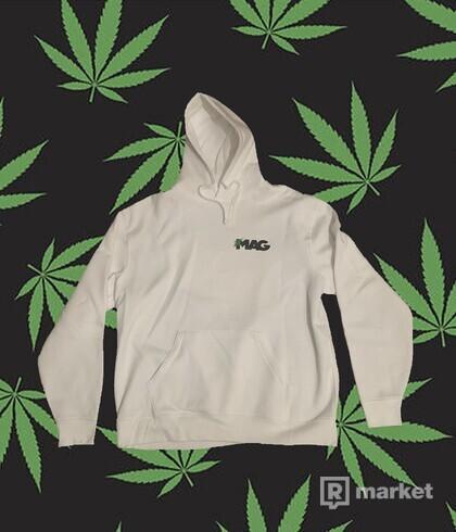 Undernative/The Mag Weed Hoodie