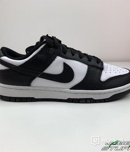 Dunk low retro black/white (panda) wmns