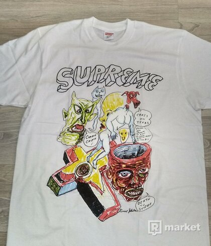 Daniel Johnston tee