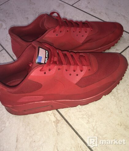 """Nike Air Max 90 HYP QS """"Independence Day""""  US11"""