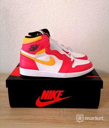 Jordan 1 Fushion Red
