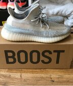 Yeezy boost 350 cloud white