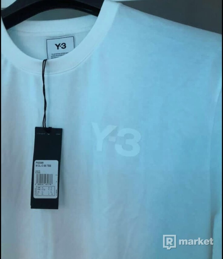 Y-3 short sleeve classic