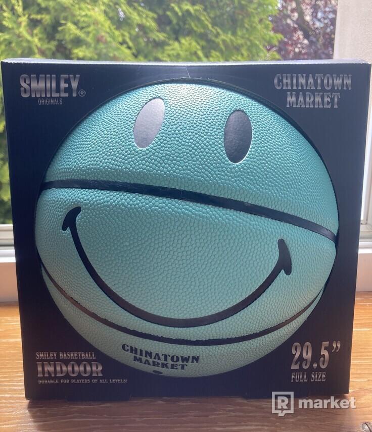 Breakfast smiley basketball - Chinatown Market