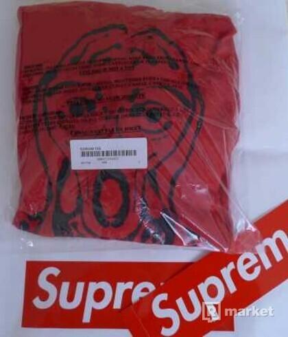 Supreme T-shirt Scream