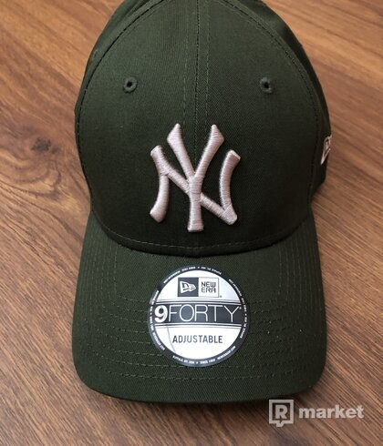 New Era siltovka NY yankees