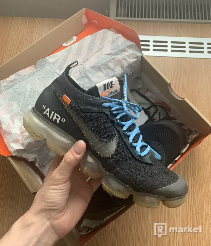 "Nike x Off White ""Vapormax"""