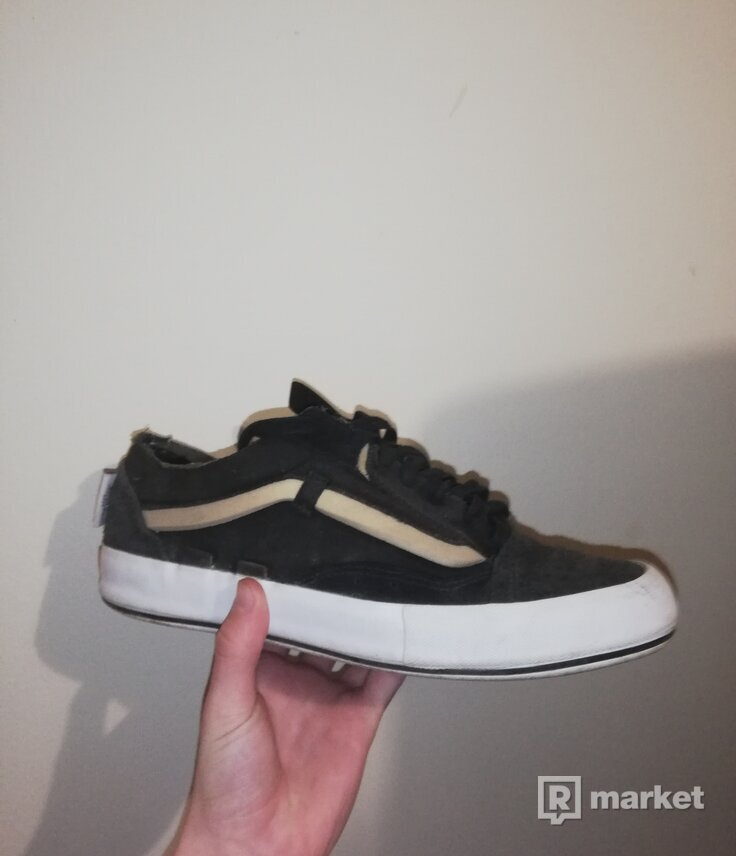Vans old skool cap lx regrind Black 10.5