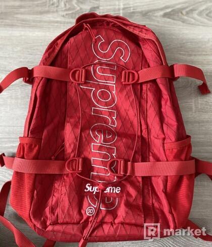 Supreme backpack fw18