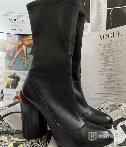 Givenchy  kotnikové topánky vel. 38-38,5