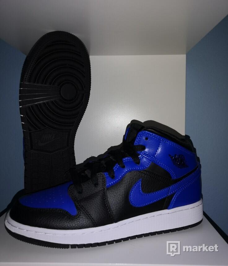 Jordan 1 Mid Royal 2020 (GS) All sizes