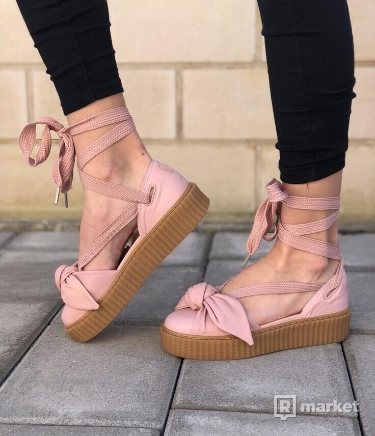 PUMA Fenty by Rihanna Bow Creeper Sandals