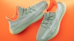 Adidas Yeezy Boost 350 V2 Desert Sage veľkosť 43 1/3