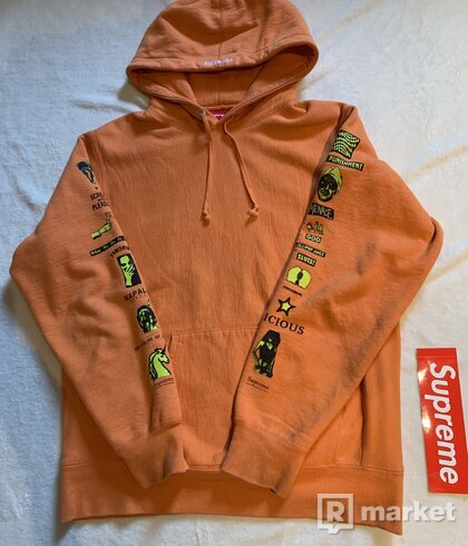 Supreme Meance Hoodie