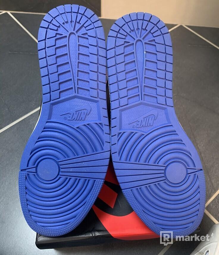 Nike Air Jordan 1 High Game Royal