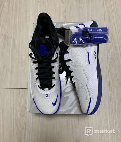 Nike PG5 Playstation White