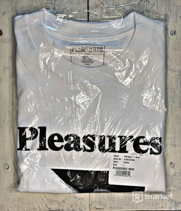 Pleasures Whisper T-shirt