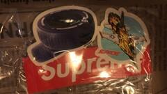Supreme sticker pack / nálepky