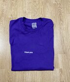 TRAPLIFE tričko PURPLE