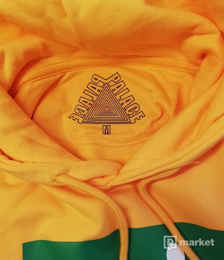 Palace Vexit Hood Yellow size M