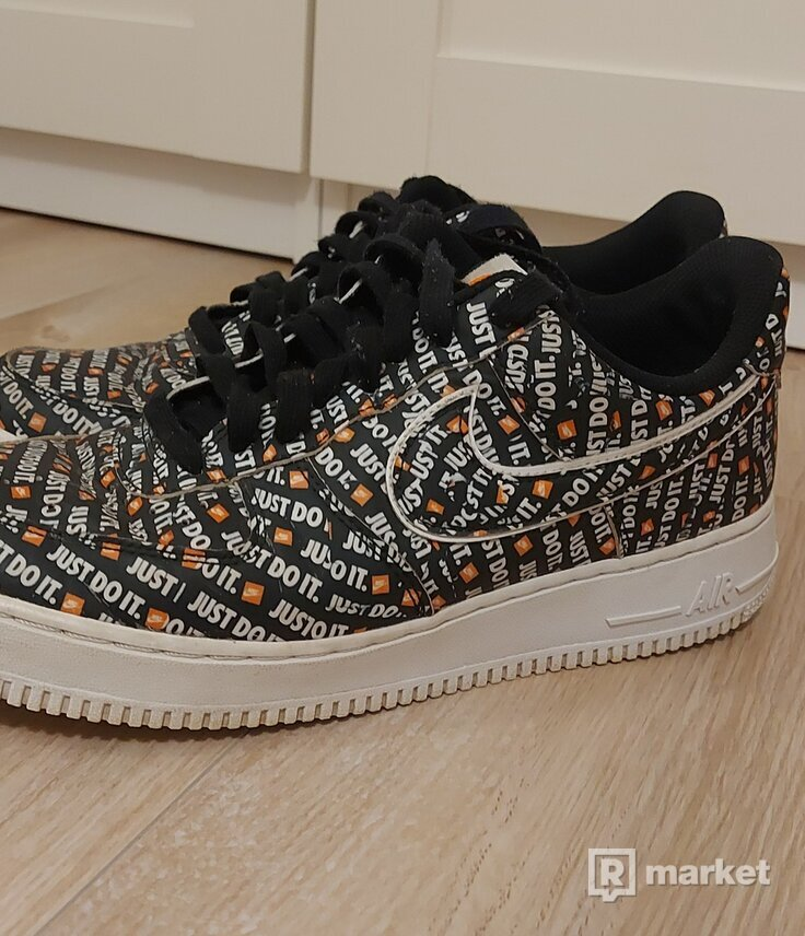 Nike air force just do it pac