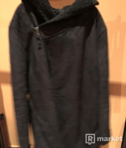 Zateplený kabát