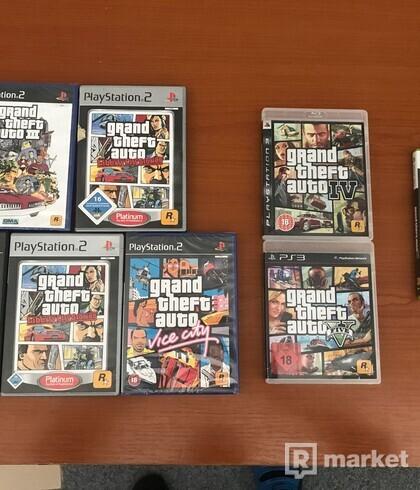 Konzole PS3, Xbox 360, Wii + Hry na PS2, PS3, PS4, PSP, X360, XONE