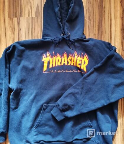 Thrasher Navy hoodie