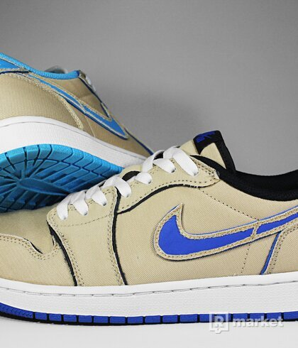 "Air Jordan Retro 1 Low SB QS x Lance Mountain ""Desert Ore"""