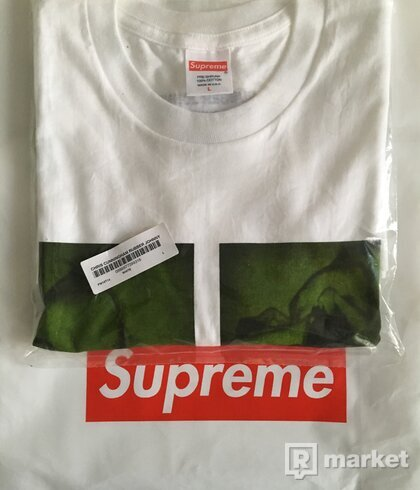Supreme Chris Cunningham Rubber Johnny Tee White