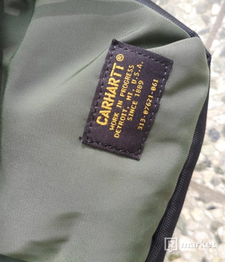 Carhartt WIP Military Hip Bag Olive