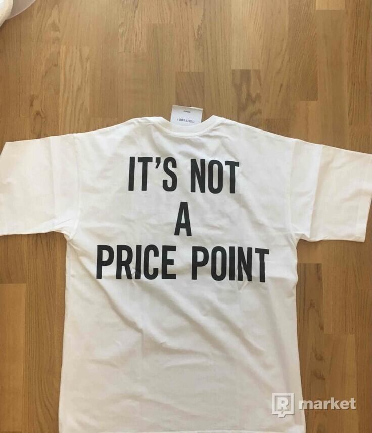 Moschino tričko