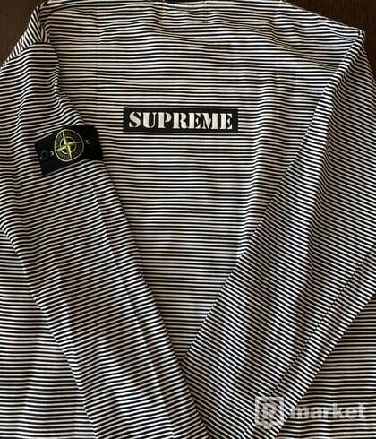 Supreme x Stone Island Long Sleeve SS15