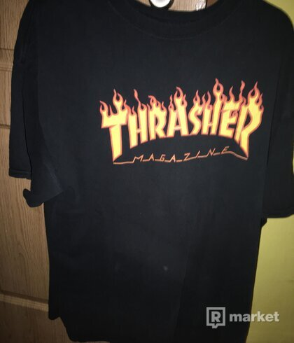 Thrasher Tričko