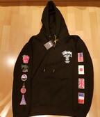 Stussy flag hoodie Dostupné!