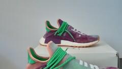 Adidas nmd human race chalk coral