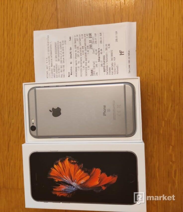 Predám iphone 6s 32gb