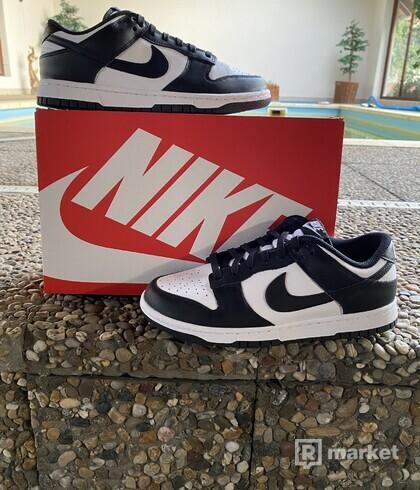 Nike Dunk Low Panda White/Black