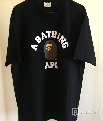 Bape Collage Tee