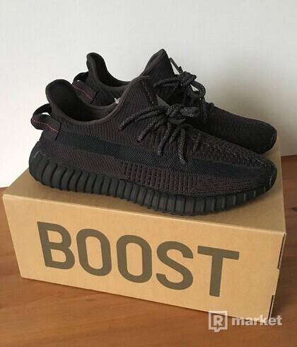 "Adidas Yeezy Boost 350 V2 ""Black"" US10.5"
